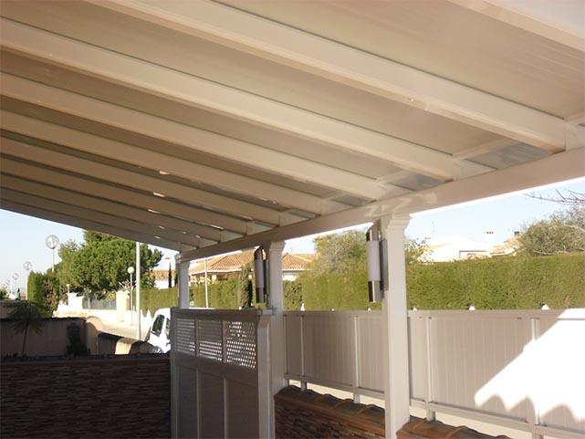 pergolas de alumnio y carpinteria metalica a media diseo e instalacin garantizada
