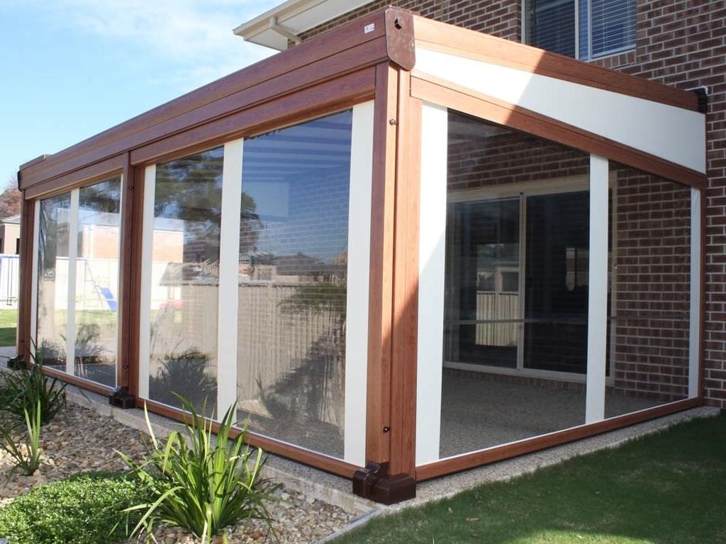 Pergolas de aluminio para terrazas precios trendy terraza - Aluminio para pergolas ...
